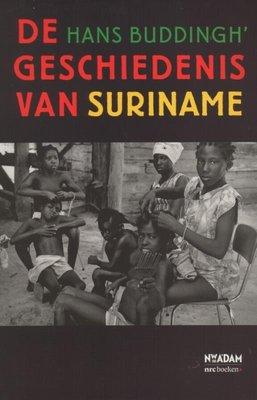 De geschiedenis van Suriname - Hans Buddingh' - 9789046811030