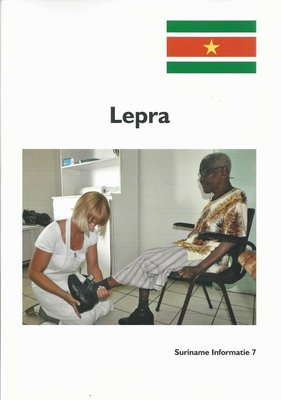 Lepra - Fiona Hoogveld - 9789081675505
