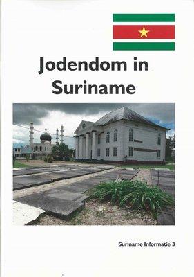 Jodendom In Suriname - Jan Veltkamp - 9789081675529