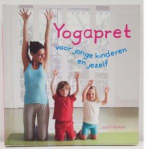 Yogapret voor jonge kinderen en je zelf