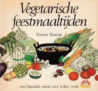 Vegatarische  feestmaaltijden