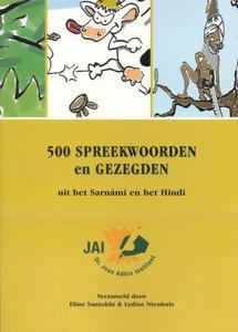 500 Spreekwoorden en Gezegden