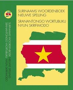 Surinaams woordenboek   Nieuwe Spelling 