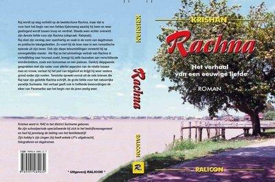 Rachna. Het verhaal van een eeuwige liefde - Krishan - 9789991489032