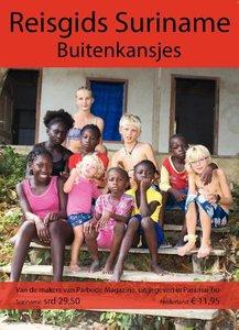 Reisgids Suriname - Buitenkansjes - Jaap Hoogendam - 9789079557004