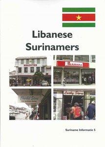 Libanese Surinamers - G.A. de Bruijne - 9789081675550
