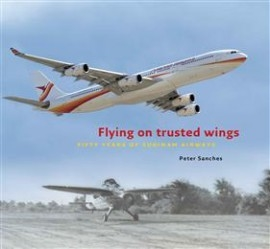 Flying on Trusted Wings - Peter Sanches - 9789460222153