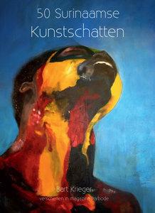 50 Surinaamse kunstschatten - Bart Krieger - 9789079557073