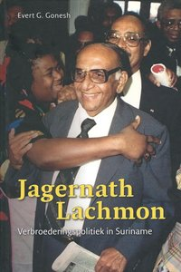 Jagernath Lachmon - Evert G. Gonesh - 9789460224119